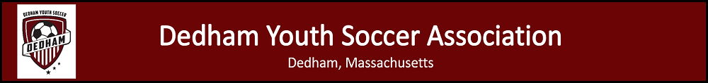 Dedham Youth Soccer Association, Soccer, Goal, Field