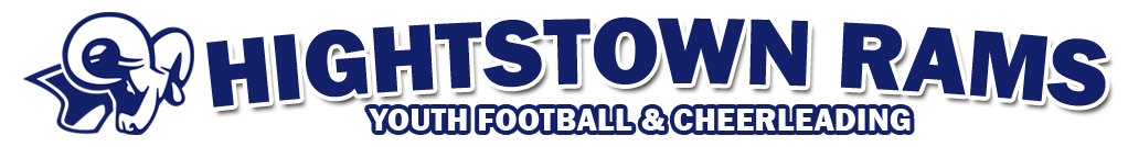 Hightstown Rams Youth Football & Cheerleading, Football, Goal, Field