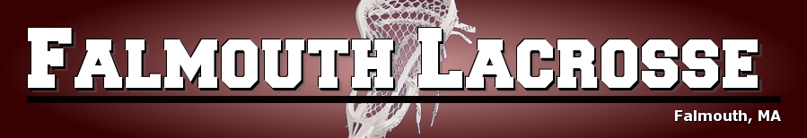 Falmouth Youth Lacrosse Club, Lacrosse, Goal, Field