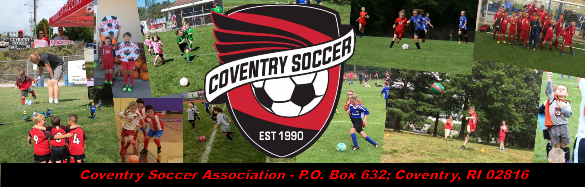 Coventry Soccer Association, Soccer, Goal, Field