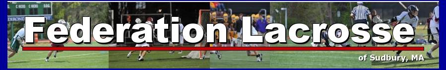 Federation Lacrosse, Lacrosse, Goal, Field