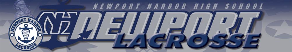 Newport Harbor Boys Lacrosse, Lacrosse, Goal, Field