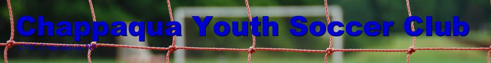 Chappaqua Youth Soccer Club, Soccer, Goal, Field