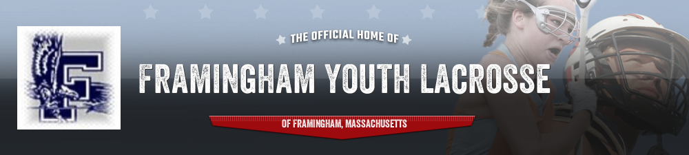 Framingham Youth Lacrosse, Lacrosse, Goal, Field