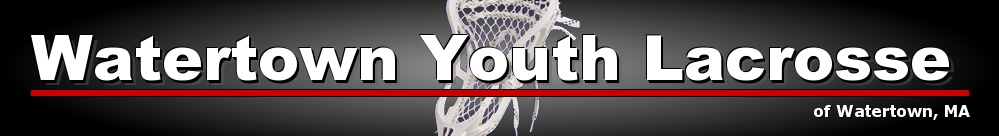 Watertown Youth Lacrosse, Lacrosse, Goal, Field