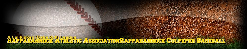 Rappahannock Culpeper BaseballP.O. Box 74 Amissville, VA 20106540-937-7900, Baseball, Run, Stuart Field