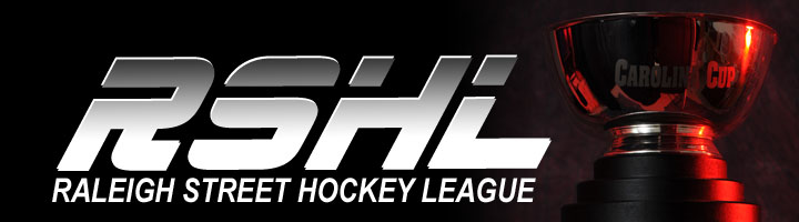 Raleigh Street Hockey League, Dek/Street/Ball Hockey, Goal, Facilitie