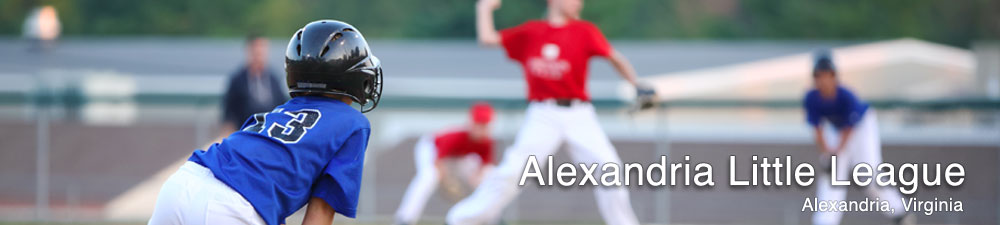 Alexandria Little League, Baseball, Run, Field