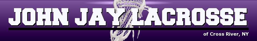 John Jay Lacrosse, Lacrosse, Goal, Field