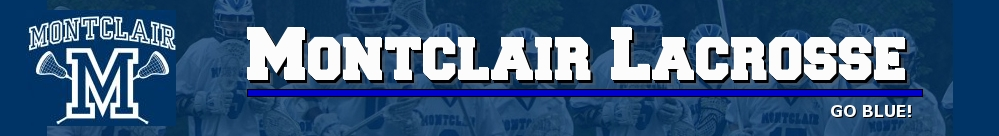 Montclair Lacrosse, Lacrosse, Goal, Field