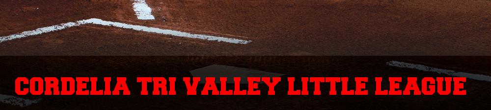 Cordelia Tri Valley Little League, Baseball, Run, Field