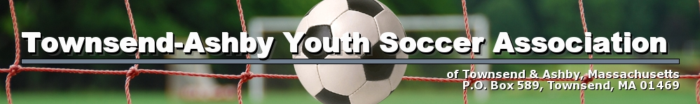 Townsend-Ashby Youth Soccer Association, Soccer, Goal, Squannacook Meadows