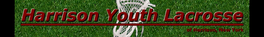 Harrison Youth Lacrosse, Inc., Lacrosse, Goal, Field
