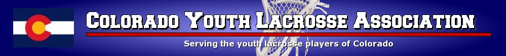 Colorado Youth Lacrosse Association, Lacrosse, Goal, Field