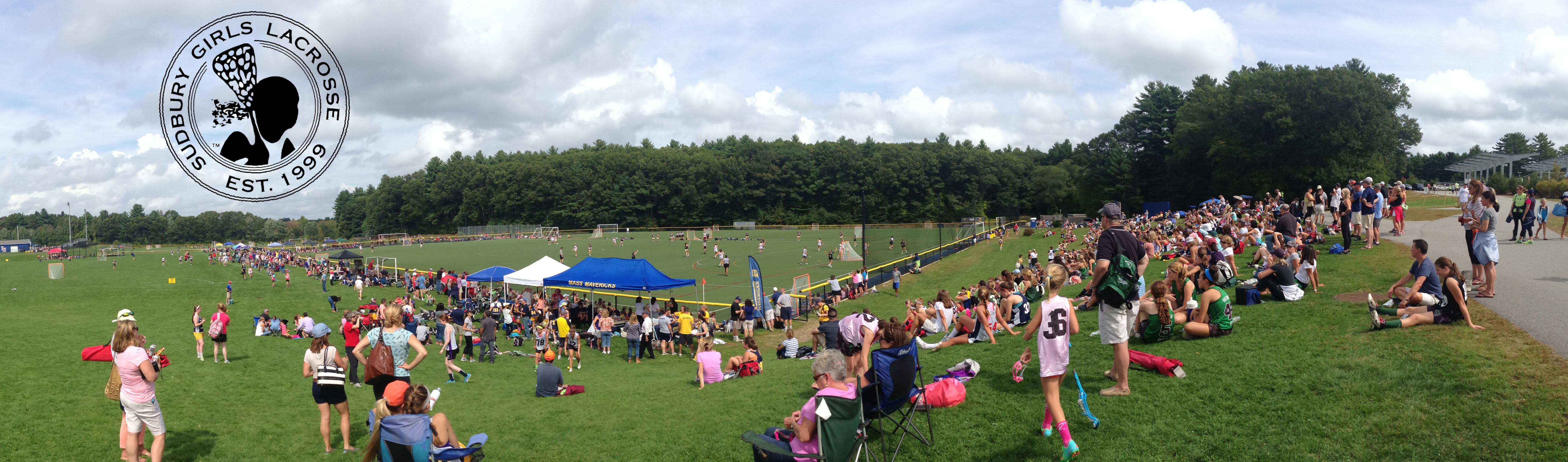 Sudbury Girls Lacrosse, Girls Lacrosse, Goal, Field
