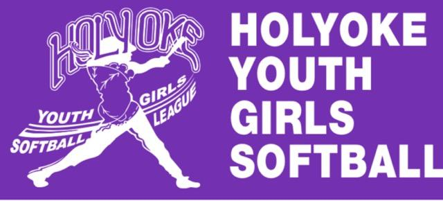 Holyoke Youth Girls Softball League, Softball, Run, Field