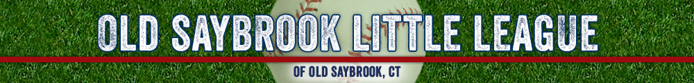 Old Saybrook Little League, Baseball/Softball, ,