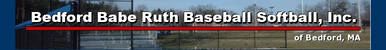 Bedford Babe Ruth Baseball Softball, Inc., Baseball/Softball, Run, Field