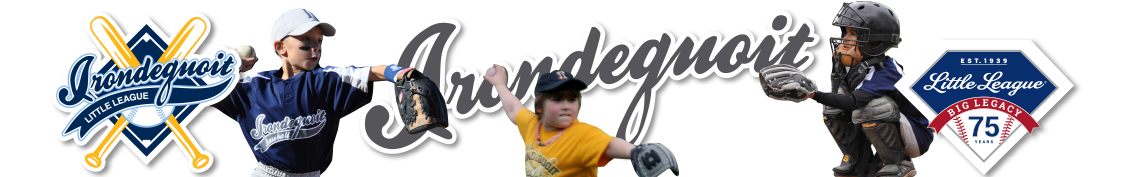 Irondequoit Little League, Baseball/Softball, Runs, Field