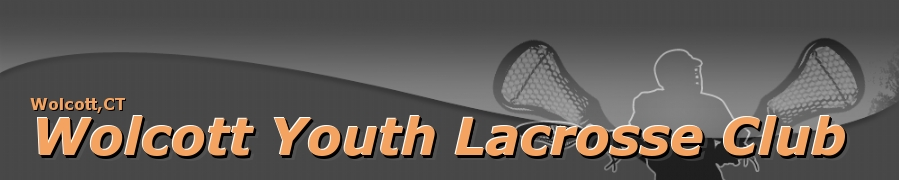 Wolcott Youth Lacrosse Club, Lacrosse, Goal, Field