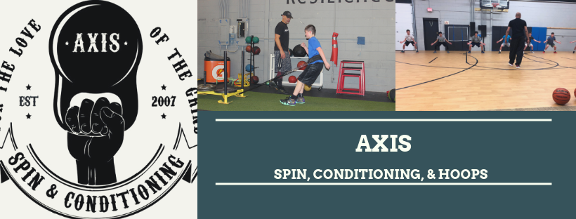 AXIS Conditioning and Hoops, Basketball, Point, Gym