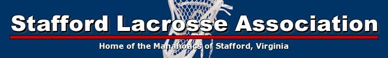 Stafford Lacrosse Association, Lacrosse, Goal, Field