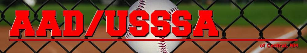 AAD USSSA, Baseball, Run, Field