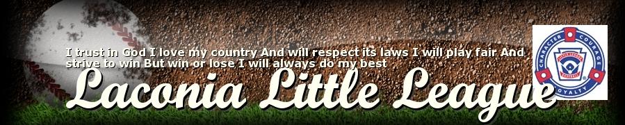 Laconia Little League, Baseball, Run, Field