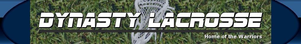 Dynasty Lacrosse, Lacrosse, Goal, Field