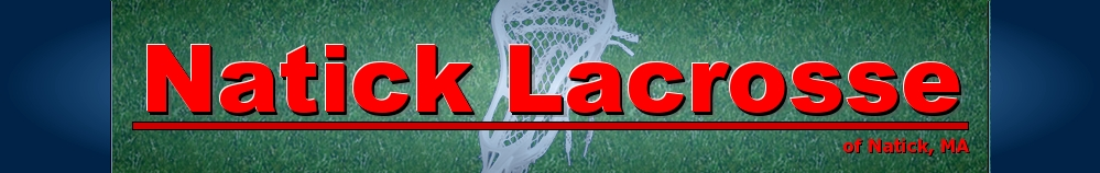Natick Youth Lacrosse, Lacrosse, Goal, Field