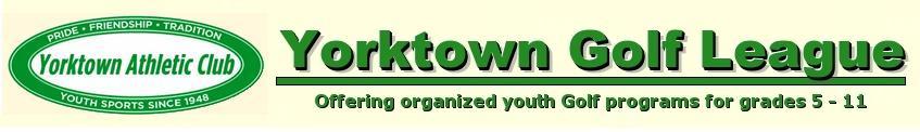 Yorktown Golf League, Golf, Goal, Field