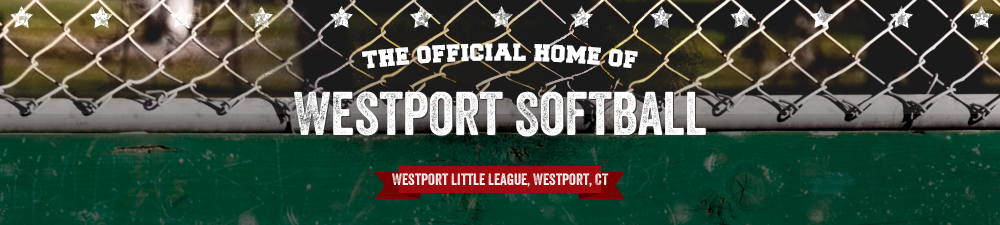 Westport Little League Softball, Softball, Run, Field