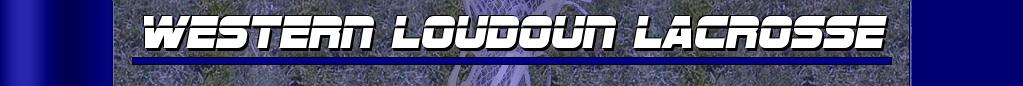 Western Loudoun Lacrosse, Lacrosse, Goal, Field