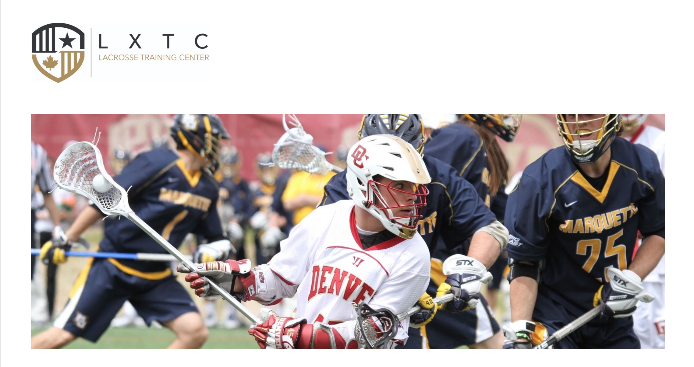 LXTC Lacrosse , Lacrosse, Goal, Field