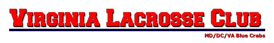 Virginia Lacrosse Club, Lacrosse, Goal, Field