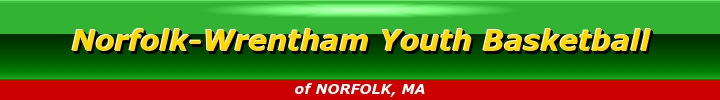 Norfolk-Wrentham Youth Basketball, Basketball, Point, Court
