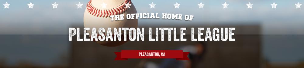 Pleasanton Little League, Baseball, Run, Pleasanton Sports Park