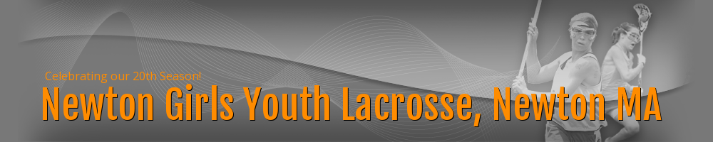 Newton Girls Youth Lacrosse, Lacrosse, Goal, Field