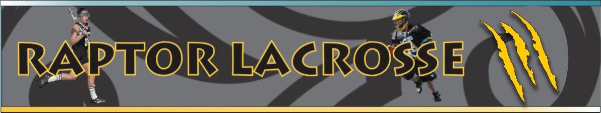 Raptor Lacrosse Club, Lacrosse, Goal, Field