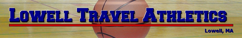 Lowell Travel Athletics, Basketball, Point, Court