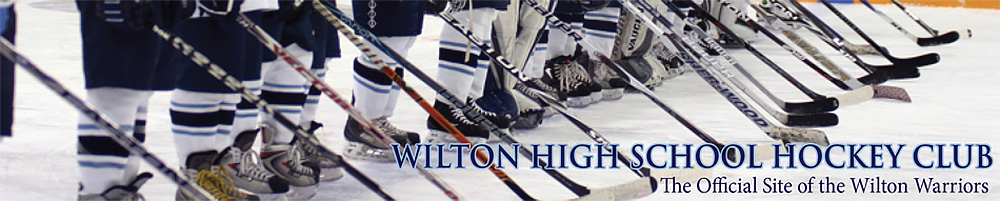 Wilton High School Hockey Club, Hockey, Goal, Rink