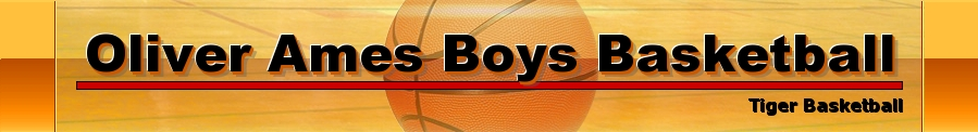 Oliver Ames High School Basketball, Basketball, Point, Court