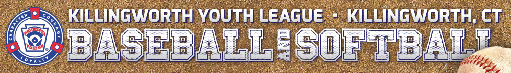 Killingworth Youth League, Baseball, Run, Field