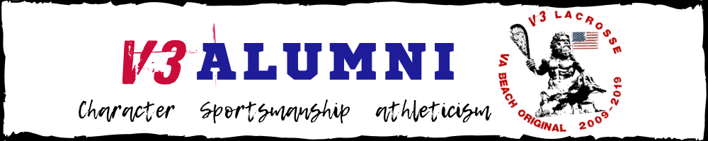 V3 Originals Lacrosse Alumni (VA Beach), Lacrosse, Goal, Field