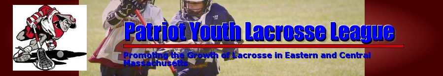 Patriot Youth Lacrosse League, Lacrosse, Goal, Field