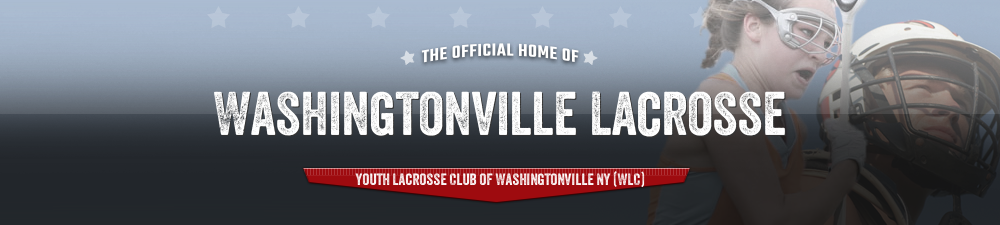 Washingtonville Lacrosse Club , Lacrosse, Goal, Field