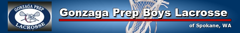 Gonzaga Prep Boys Lacrosse, Lacrosse, Goal, Field
