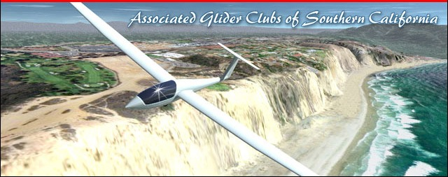 Associated Glider Club Of Southern California, Soaring, Goal, Field