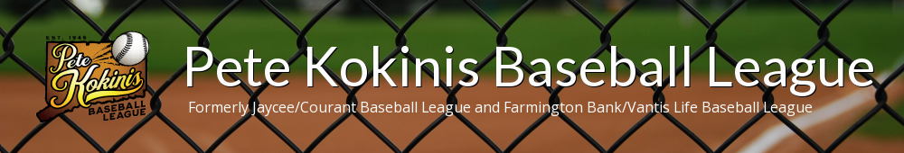 Pete Kokinis Baseball League, Baseball, Run, Field