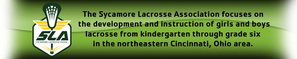 Sycamore Lacrosse Association, Lacrosse, Goal, Field